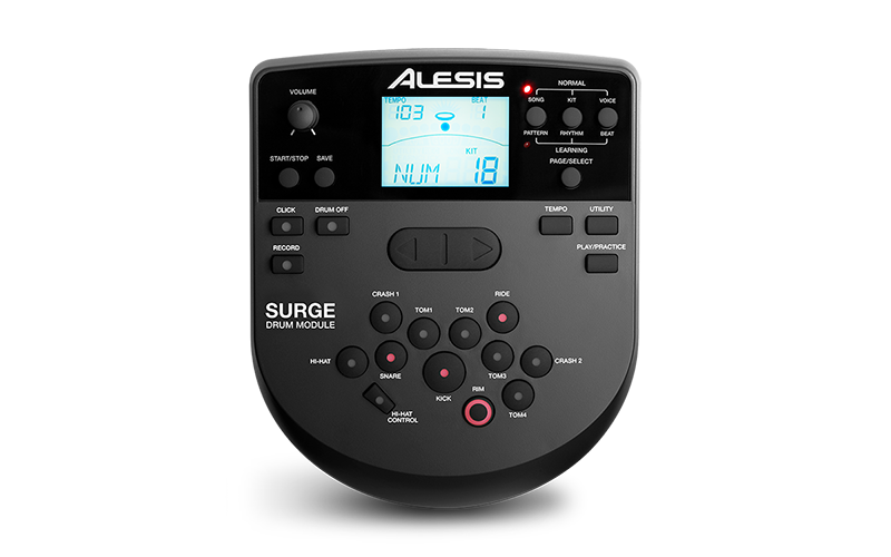 In this Alesis Surge review we explain how to modify the sound of each individual pad